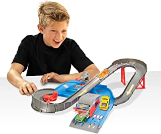 Hot Wheels City Speedway Trackset by
