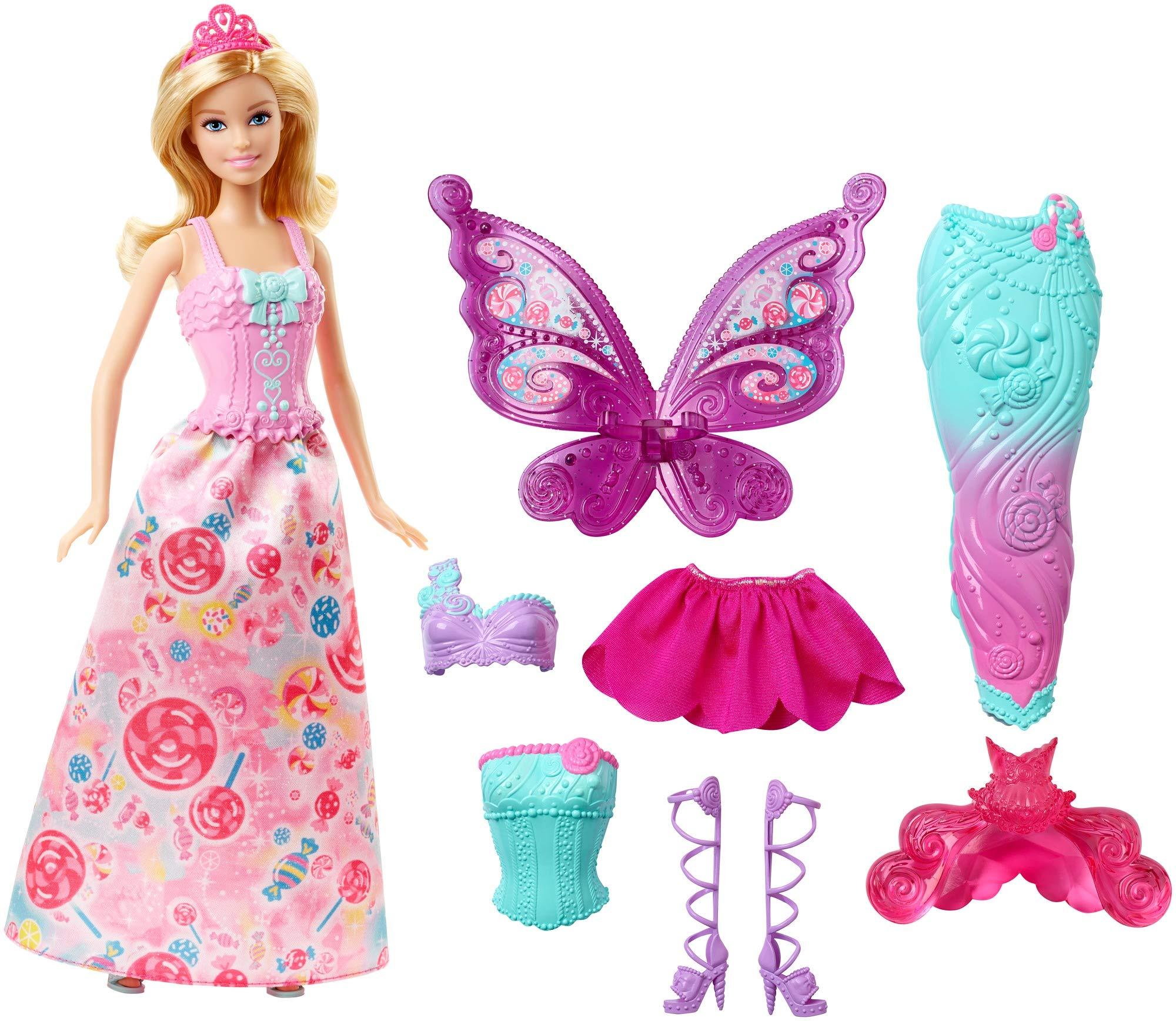 Barbie Dreamtopia Fairytale Dress Doll