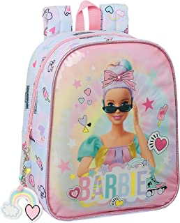 Mochila Safta Infantil Girl Power, 220x100x270mm