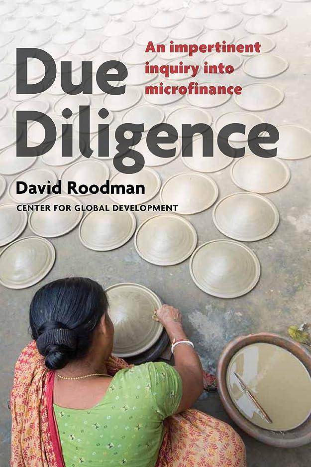 逃す名詞相互接続Due Diligence: An Impertinent Inquiry into Microfinance (English Edition)