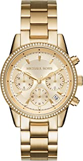 Women's 37mm Ritz Chronograph Watch