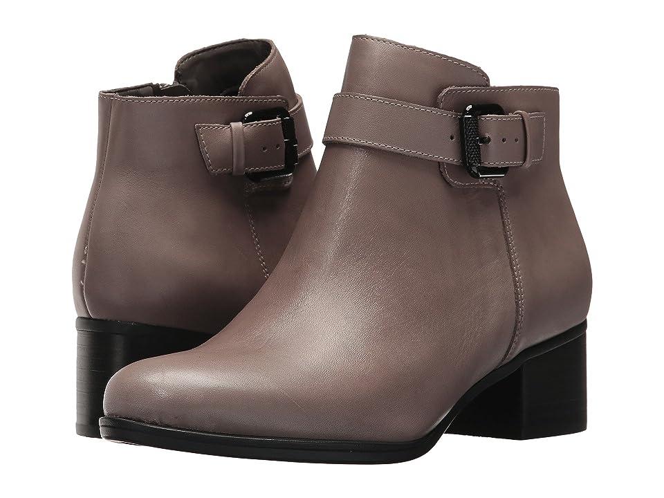 Naturalizer Dora (Modern Grey Leather) Women