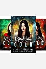 Kana Cold Paranormal Thriller Series (3 Book Series) Kindle Edition