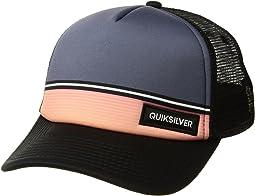 Quiksilver - Stripe Stare Cap
