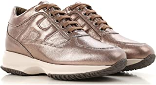 Hogan Luxury Fashion Womens HXW00N00010MECC405 Pink Sneakers | Season Permanent