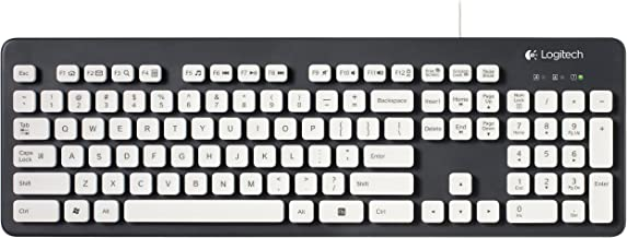 Logitech Washable Wired Keyboard K310