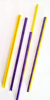8 inch straws