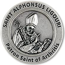 patron saint of good health and healing