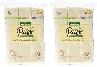 Best organic cotton puff Reviews