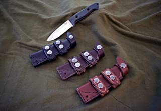 Leather Scout Sheath for the Benchmade Bushcrafter