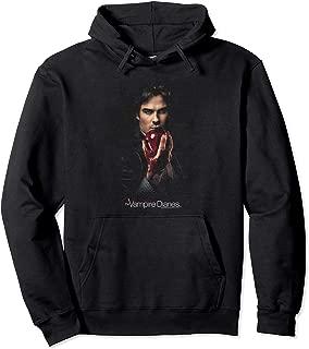 Vampire Diaries Damon Fruit Pullover Hoodie Pullover Hoodie