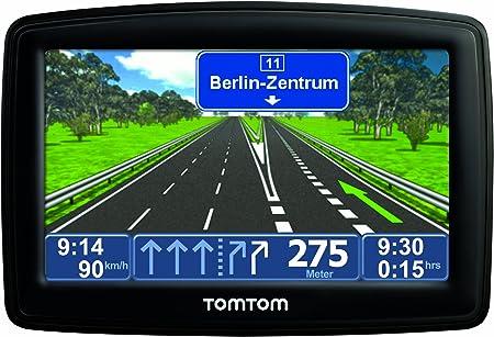 Tomtom Start Xl Central Europe Traffic 4 3 Zoll Elektronik
