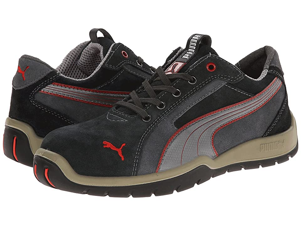 PUMA Safety Dakar Low SD (Grey) Men
