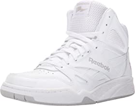white high top basketball shoes