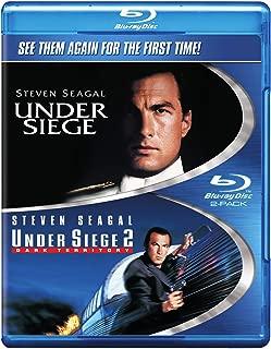 Under Siege / Under Siege: Dark Territory(Blu-ray,Multi format,NTSC,Widescreen)
