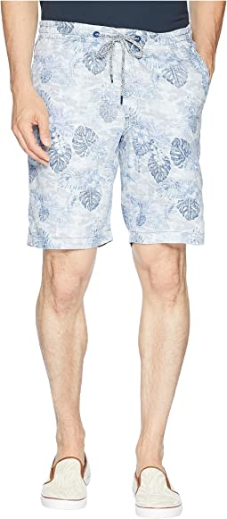 Tidal Palms Pull-On Shorts