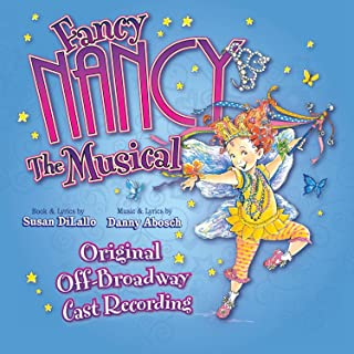fancy nancy the musical