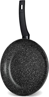 Rossetti® Elementi Natura Made in Italy 28cm Frypan No-Mess No-Fuss Fry Pan Carefree Cookware Frying Pan Dishwasher Safe P...