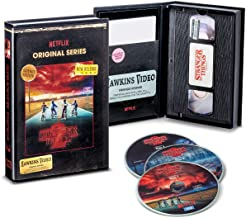 Stranger Things Season 2  (Blu-Ray + DVD) Exclusive VHS Retro Packaging Collector's Edition