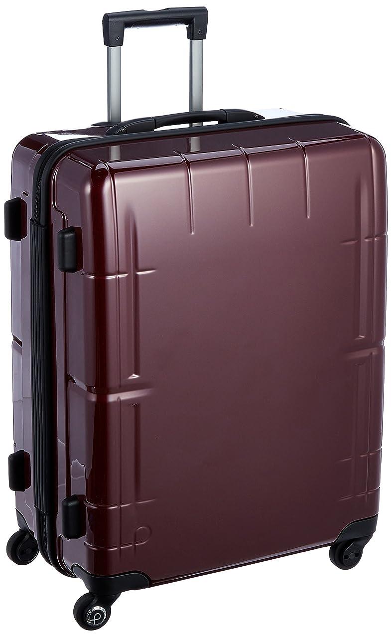 人気全体脊椎[プロテカ] 3年保証付 日本製スーツケース スタリアV 76L  保証付 76L 60cm 4.2kg 02645