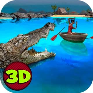 Crocodile Attack 2016: Alligator Simulator Dangerous Animals | Angry Wild Crocodile Hunting Game