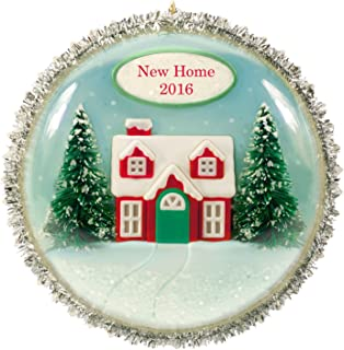 "Hallmark Keepsake 2016 ""New Home"" Dated Holiday Ornament"