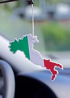 Fresh geur luchtverfrisser voor auto Souvenir Italia Foresta