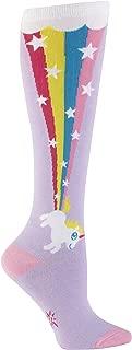 Knee High Funky Socks: Magical Unicorns