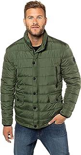JP 1880 Men's Jacke Polydaune Mit Aufgesetzen Taschen Jacket