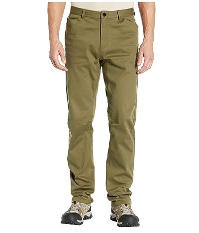 Mountain Hardwear Kentrotm Cord Pants (Combat Green) Men