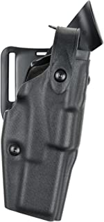 Safariland 6360 Level III ALS Retention Duty Holster, Mid-Ride, Black, STX Tactical, Glock 17, 22