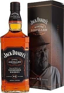 """Jack Daniel""""s Master Distiller Series No. 3 Whisky mit Geschenkverpackung 1 x 1 l"""