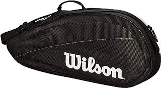 Best wilson federer 6 racquet bag Reviews