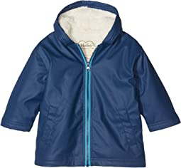 Hatley Kids - True Navy Splash Jacket (Toddler/Little Kids/Big Kids)