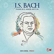 J.S. Bach: Fugue in G Minor, BWV 578 (Digitally Remastered)