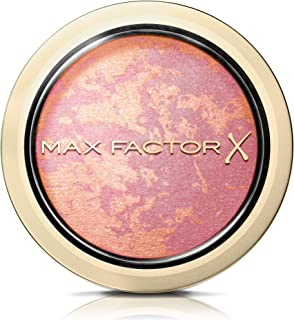 Max Factor Creme Puff, Powder Blush, 15 Seductive Pink, 1.5 g