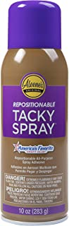 Aleene's Repositionable Tacky Spray, 10-Ounce
