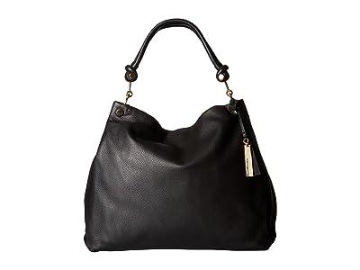 Vince Camuto Ruell Hobo (Black) Hobo Handbags