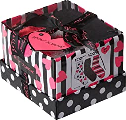 Betsey Johnson - 3-Pack Cozy Gift Set