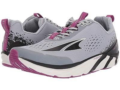 Altra Footwear Torin 4 (Gray/Purple) Women