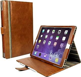 Alston Craig Vintage Genuine Leather Slim-Stand Case Cover for Apple iPad Pro 12.9