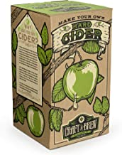 Craft A Brew BK-CID Hard Cider Brew Kit, Clear