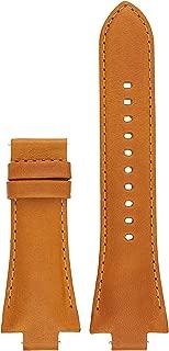 Michael Kors Access Dylan Saddle Leather Smartwatch Strap MKT9015
