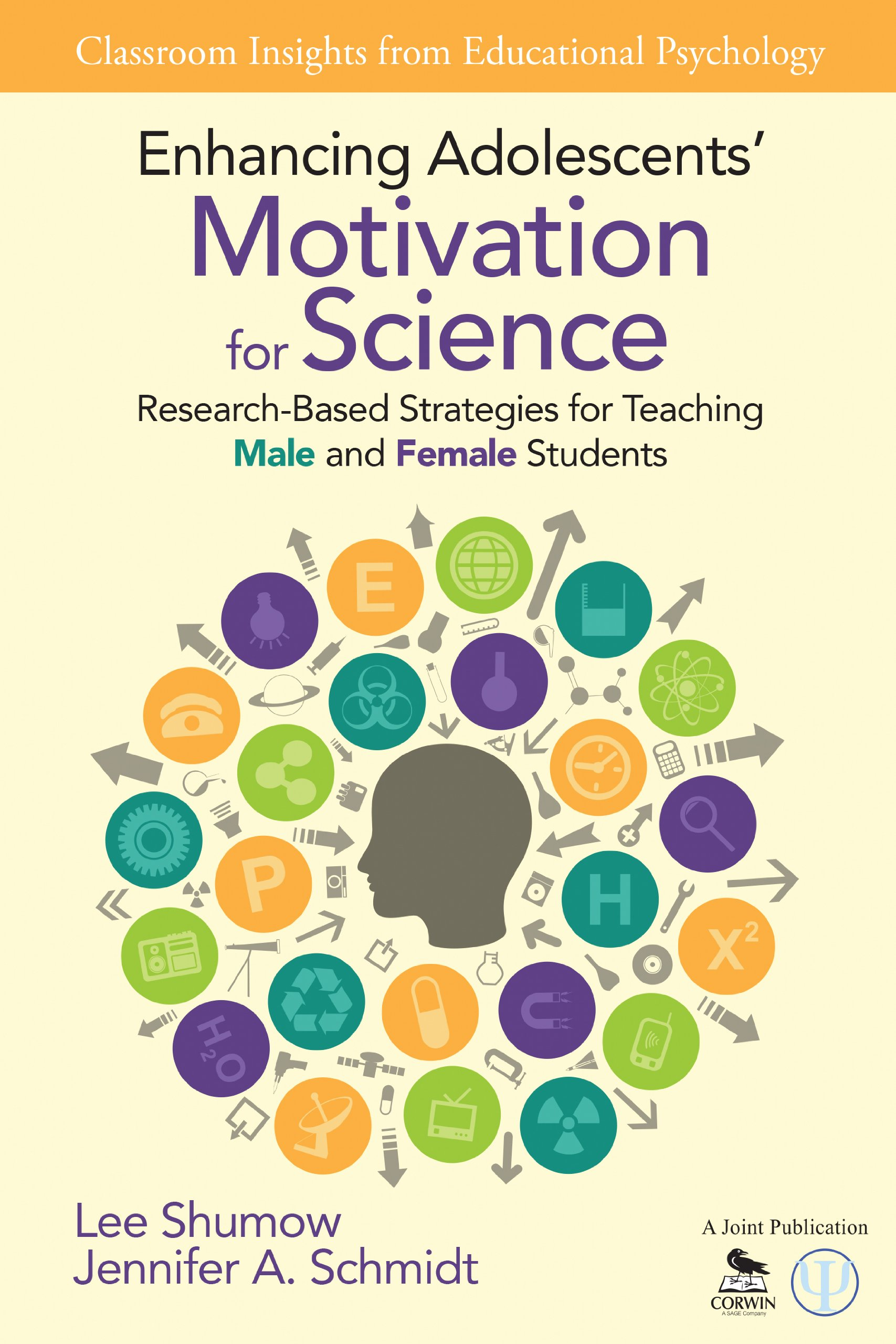 Download Enhancing Adolescents' Motivation For Science: Research-Based Strategies For Teaching Male And Female Students (Classroom ... 