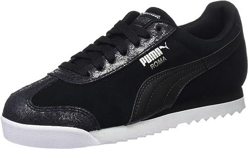 PUMA Roma Classic Met Safari, Sneakers Basses Femme: Amazon.fr ...