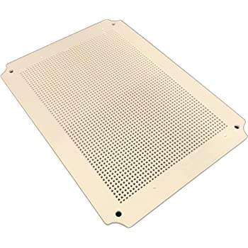 Natural for NBF Series Boxes 9-1//4 Length x 2-43//64 Width x 3//64 Thick BUD Industries NBX-32908 Steel Internal Panel