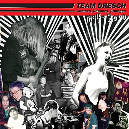 Team Dresch - Choices, Chances, Changes: Singles & Comptracks 1994-2000 (2019) LEAK ALBUM