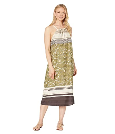 Prana Parisol Midi Dress (Cargo Canopy) Women