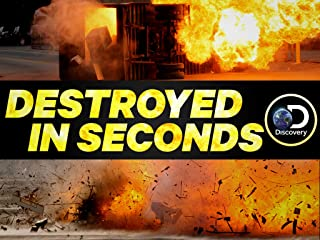 Destroyed in Seconds Season 1