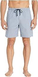 Bas de Pyjama rayé Court Formentera M023 Cadillac